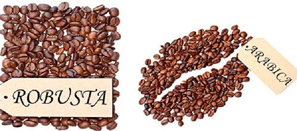 Вкусный кофе в зёрнах